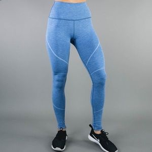 Alphalete Riviera Blue Revival Leggings